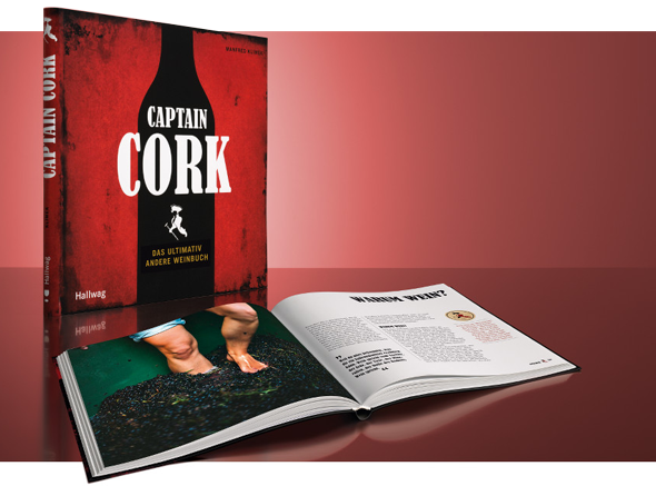 Captain Cork – Das ultimativ andere Weinbuch